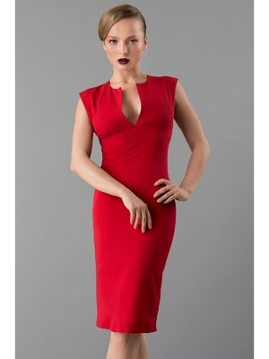 Платье красное | 2949117