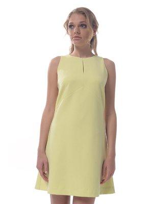 Платье желтое   2957299