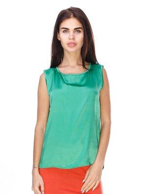 Блуза зеленая | 2434079