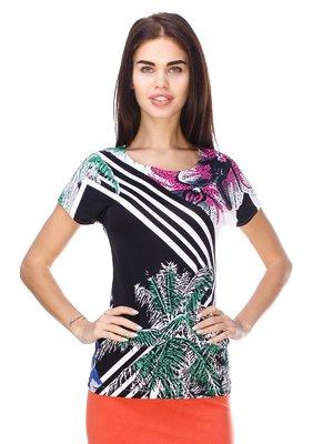 Блуза в принт | 2317012