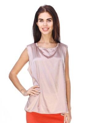 Блуза пудрового цвета | 2434080