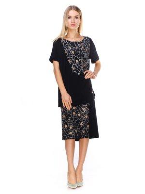 Костюм: блуза і спідниця | 2317119