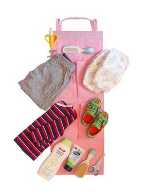 Подвесной органайзер для шкафчика в детский сад | 2967730