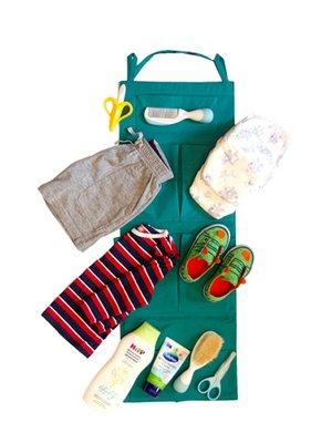 Подвесной органайзер для шкафчика в детский сад | 2967731