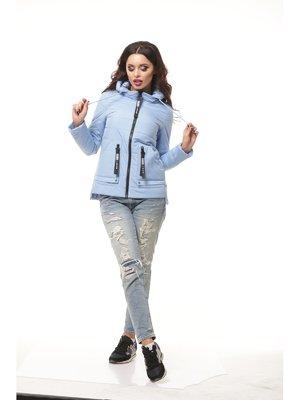 Куртка голубая   2971424