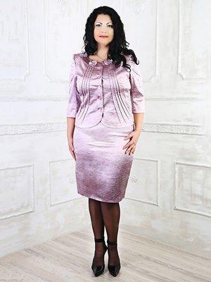 Костюм: жакет і сукня | 2593062