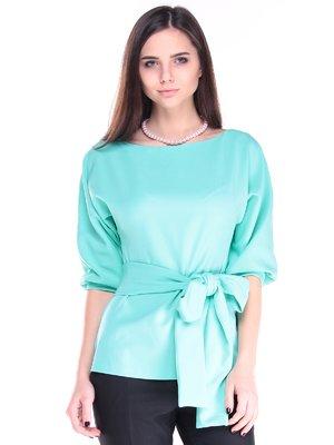 Блуза ментолового цвета | 2849554