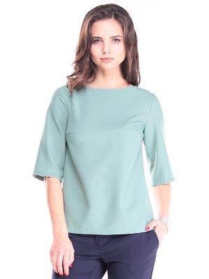 Блуза оливкового кольору | 2844972