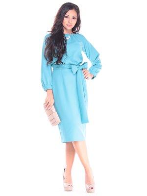 Сукня бірюзова | 2933716