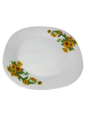 Тарелка мелкая квадратная (23х23 см) | 2898529