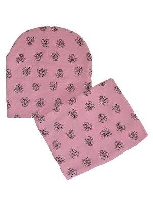 Комплект: шапка и шарф-снуд   2979990