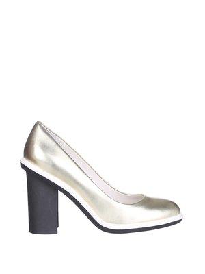 Туфли золотистые | 2759758
