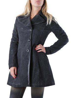 Пальто темно-сіре | 2985148