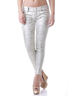 Штани сріблясті | 2985180
