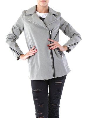 Куртка сіра | 2985334