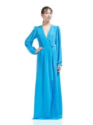 Платье голубое | 2949914