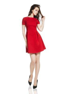Платье красное | 2950320