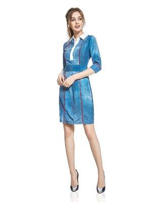 Сукня блакитна | 2950512