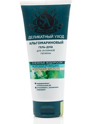 Гель-душ альгомариновый для интимной гигиены (200 мл) | 2820150