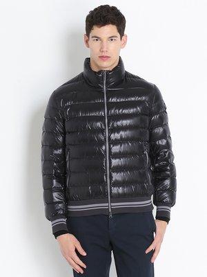 Куртка чорна | 2604718