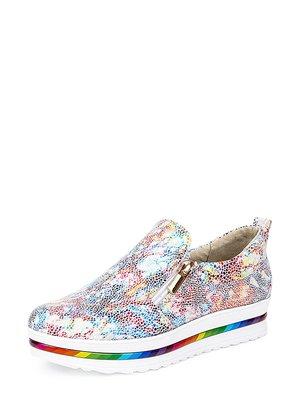 Туфлі абстрактного забарвлення | 2991929