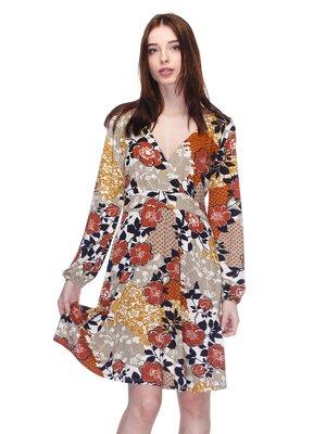 Платье в принт | 2727812
