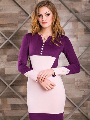 Сукня двоколірна | 2995017