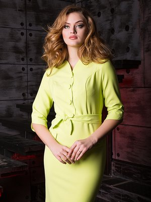 Платье зеленое   2995026