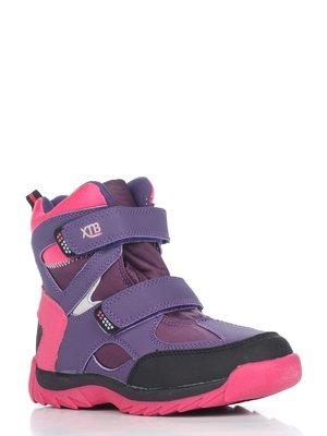 Черевики фіолетові | 2974906