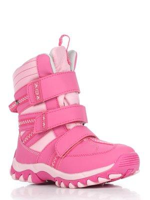 Ботинки розовые | 2975875