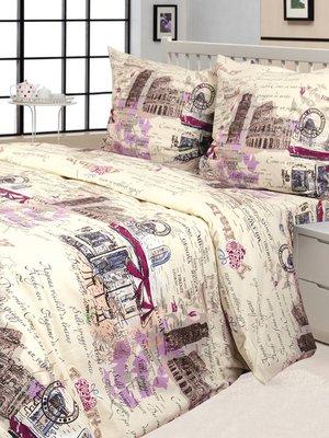 Комплект постельного белья двуспальный | 2956730