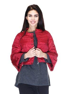 Куртка бордовая | 2927174