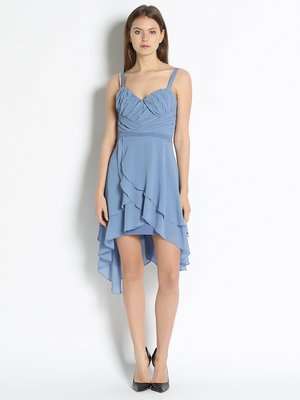 Платье голубое | 3001574