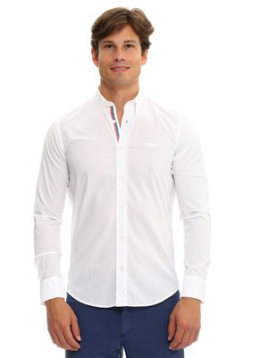 Рубашка белая | 2709550