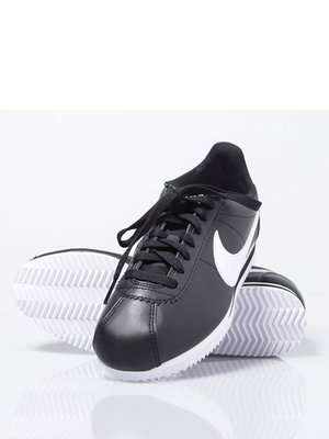 Кросівки чорні Classic Cortez Leather | 2750348