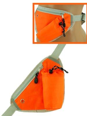 Барсетка оранжевая спортивная | 3016622