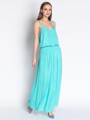 Сукня ментолового кольору | 2204976
