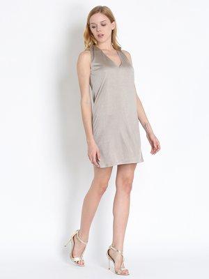 Платье бежевое | 2300056