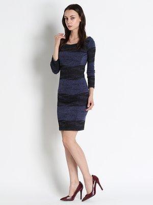 Сукня чорно-синя | 2315576