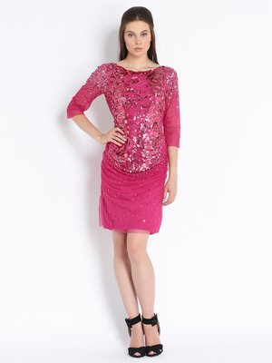Сукня рожева | 2616410