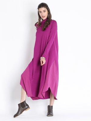 Платье цвета фуксии | 2877934