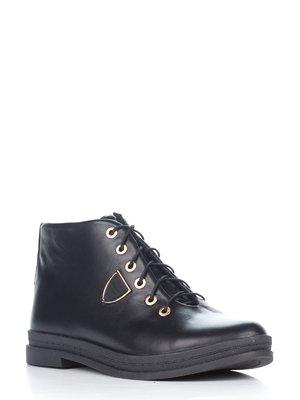 Ботинки черные | 3017131