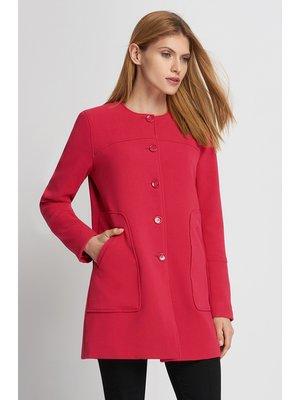 Пальто розовое | 2980383