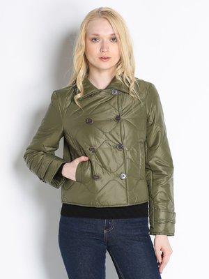 Куртка зелена | 2748842