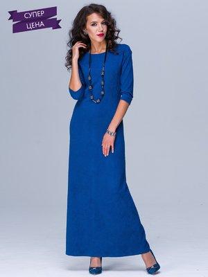 Платье синее | 2586830