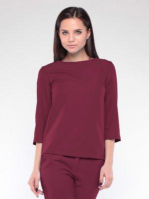Блуза сливового цвета | 3031123