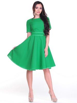 Платье зеленое | 3031252