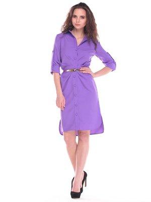 Платье светло-фиалковое | 3031287