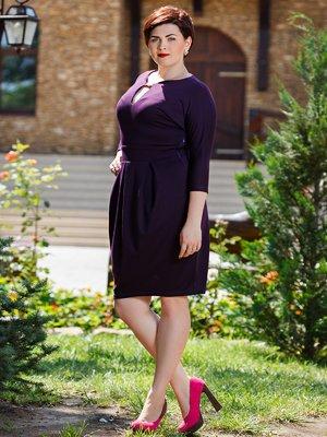 Платье фиолетовое | 3023612