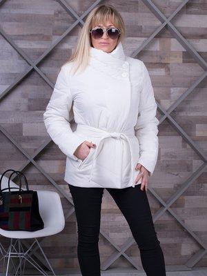 Куртка молочного цвета | 3000065